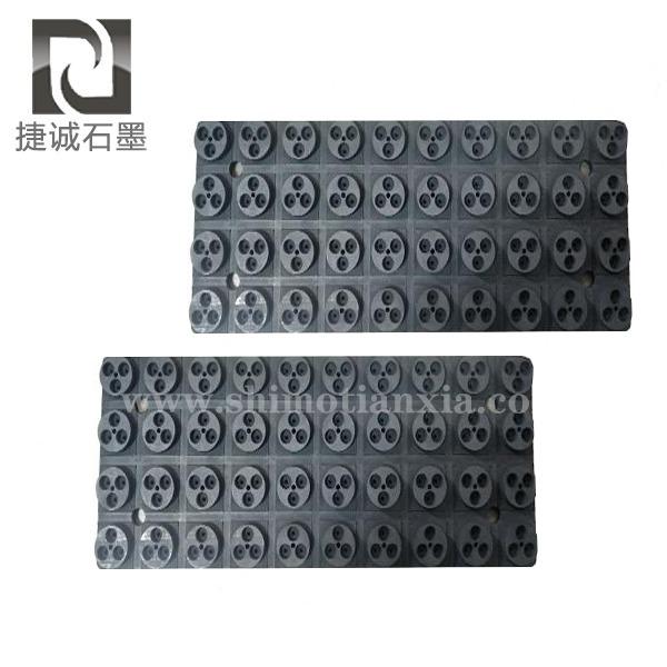 半导体封装焊接用石墨模具