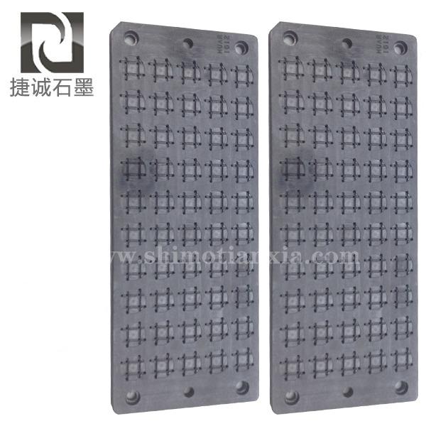 热敏电阻玻璃封装石墨模具